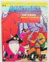 Les Maitres de l\'Univers - BD - Eurédif - Special n°5 : Le sorcier