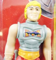 "Les Maitres de l\'Univers - Figurine 10cm Super7 - Battle Armor He-Man ""damaged variant\"""