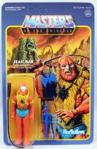 "Les Maitres de l\'Univers - Figurine 10cm Super7 - Beast Man ""Weapons Pak colors\"""