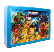 Les Maitres de l\'Univers - Figurine 10cm Super7 - Carrying Case with Mini-Comic Mer-Man