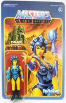 Les Maitres de l\'Univers - Figurine 10cm Super7 - Evil-Lyn