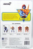 """Les Maitres de l\'Univers - Figurine 10cm Super7 - Faker \""""LEO toy colors\"""""""