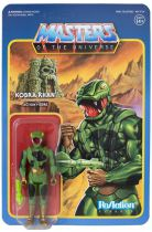 "Les Maitres de l\'Univers - Figurine 10cm Super7 - Kobra Khan ""Camo Khan colors\"" (Power-Con Exclusive)"
