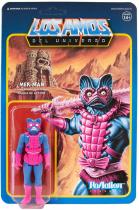 """Les Maitres de l\'Univers - Figurine 10cm Super7 - Mer-Man \""""Los Amos colors\"""" (Unboxing Con Mexico Exclusive)"""