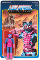 "Les Maitres de l\'Univers - Figurine 10cm Super7 - Mer-Man ""Los Amos colors\"" (Unboxing Con Mexico Exclusive)"