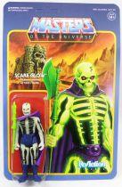 Les Maitres de l\'Univers - Figurine 10cm Super7 - Scare Glow