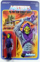 "Les Maitres de l\'Univers - Figurine 10cm Super7 - Skeletor ""clear\"""
