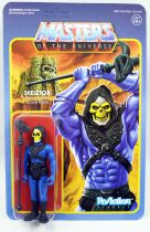 "Les Maitres de l\'Univers - Figurine 10cm Super7 - Skeletor ""LEO toy colors\"""