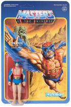 "Les Maitres de l\'Univers - Figurine 10cm Super7 - Stratos ""mini-comics colors\"" (Power-Con Exclusive)"