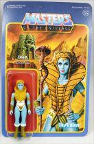 "Les Maitres de l\'Univers - Figurine 10cm Super7 - Teela \""Shiva colors\"""