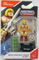 Les Maitres de l\'Univers - Figurine Mega Construx - He-Man