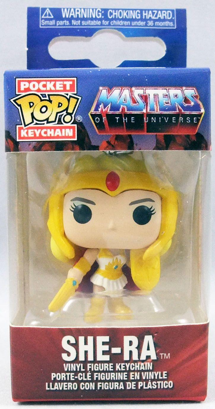 Les Maitres de l\'Univers - Figurine Porte-clé Funko Pocket POP! - She-Ra