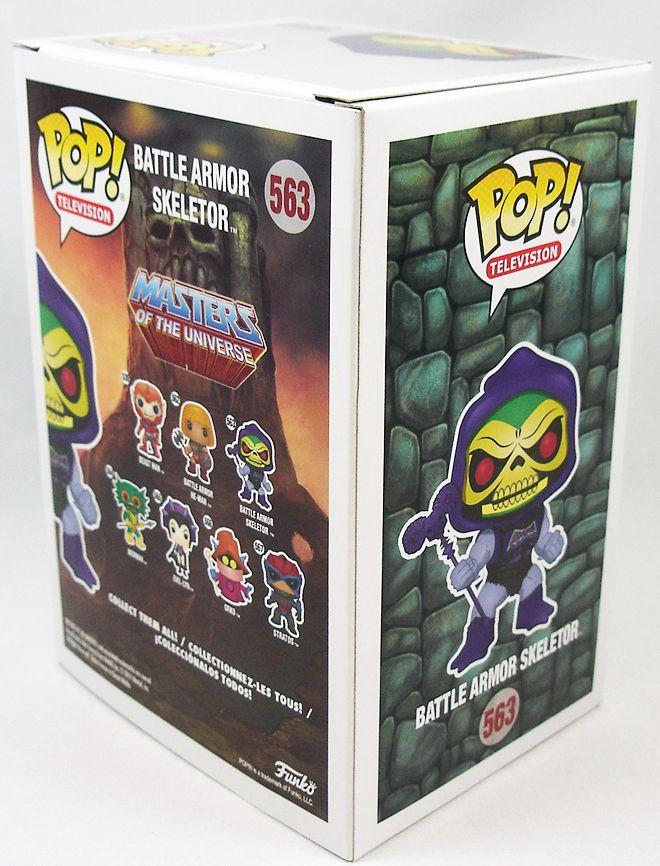 Les Maitres de l\'Univers - Figurine vinyle Funko POP! - Battle Armor Skeletor