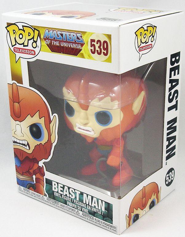 Les Maitres de l\'Univers - Figurine vinyle Funko POP! - Beast Man