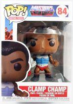 Les Maitres de l\'Univers - Figurine vinyle Funko POP! - Clamp Champ #84