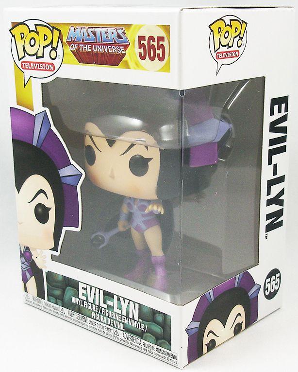 Les Maitres de l\'Univers - Figurine vinyle Funko POP! - Evil-Lyn