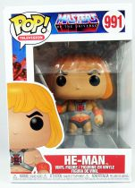 Les Maitres de l\'Univers - Figurine vinyle Funko POP! - He-Man #991