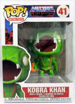 Les Maitres de l\'Univers - Figurine vinyle Funko POP! - Kobra Khan #41