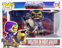 Les Maitres de l\'Univers - Figurine vinyle Funko POP! - Skeletor on Night Stalker #278