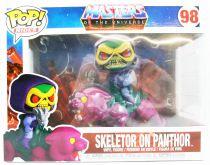 Les Maitres de l\'Univers - Figurine vinyle Funko POP! - Skeletor on Panthor #98
