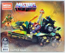 Les Maitres de l\'Univers - Mega Construx - Battle Ram