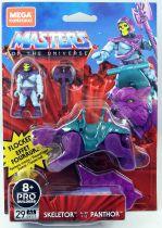 Les Maitres de l\'Univers - Mega Construx - Skeletor & Panthor