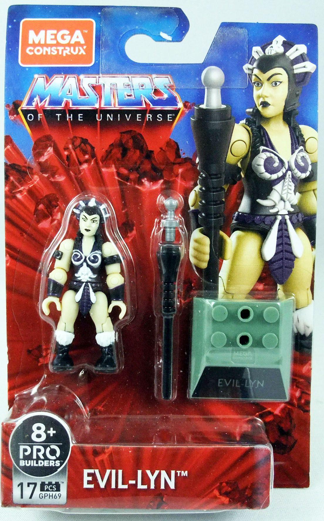 Les Maitres de l\'Univers - Mega Construx Heroes - Battleground Evil-Lyn