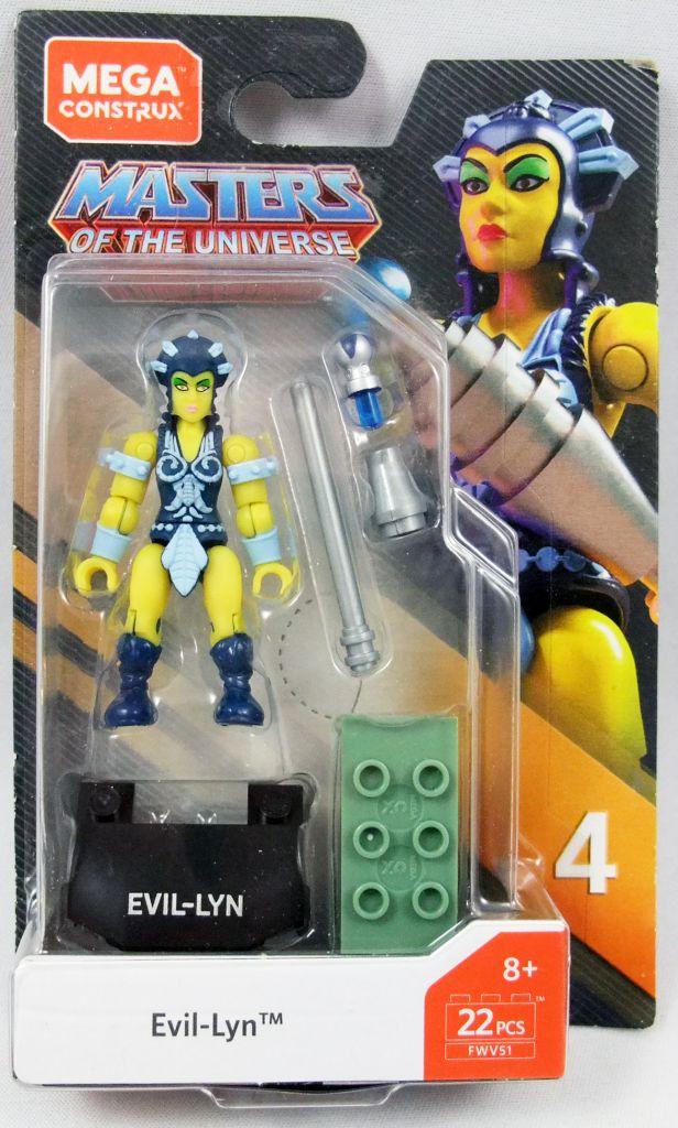 Les Maitres de l\'Univers - Mega Construx Heroes - Evil-Lyn