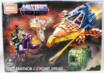Les Maitres de l\'Univers - Mega Construx Heroes - Panthor at Point Dread set