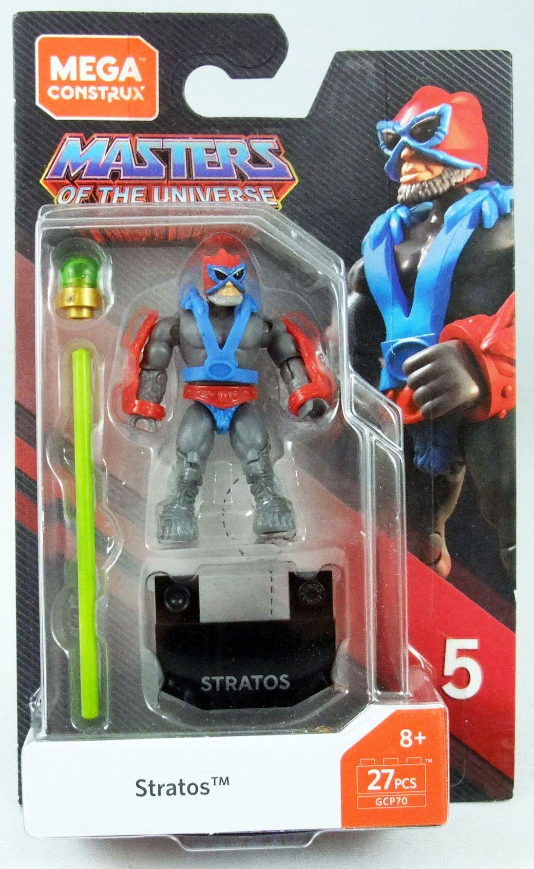 Les Maitres de l\'Univers - Mega Construx Heroes - Stratos