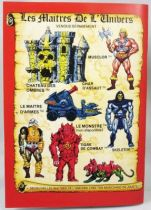 Les Maitres de l\'Univers - Mini-Comic Edition de Luxe Musclor et l\'Epée du Pouvoir (1)