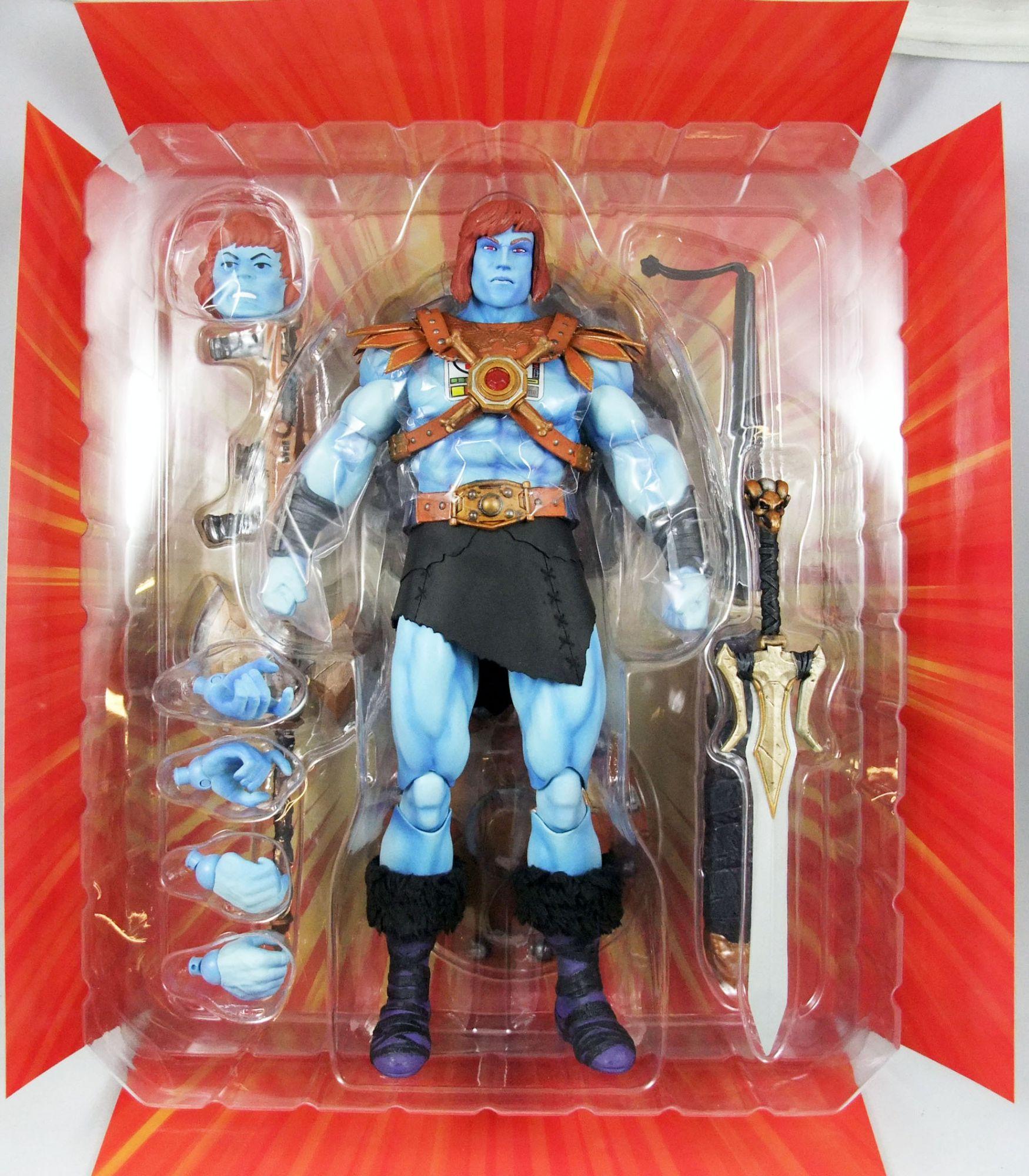 Les Maitres de l\'Univers - Mondo - Faker - Figurine échelle 1/6ème 30cm (PX Exclusive)