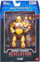 Les Maitres de l\'Univers Masterverse - Revelation He-Man