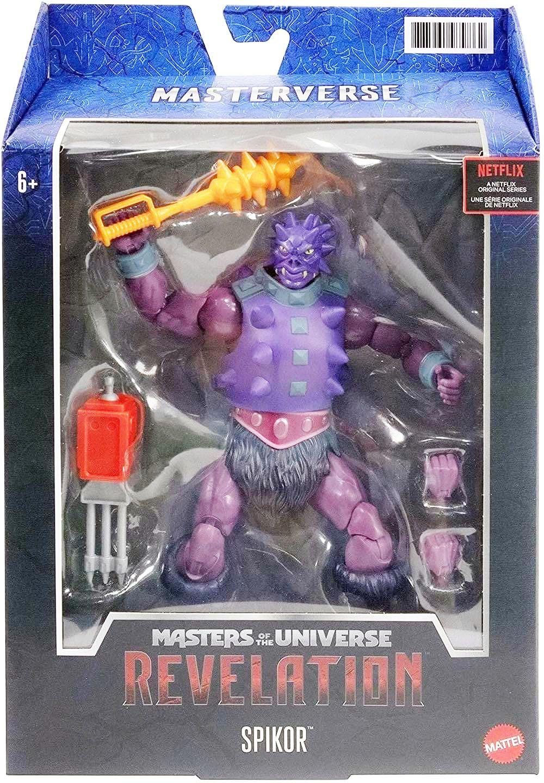 Les Maitres de l\'Univers Masterverse - Revelation Spikor