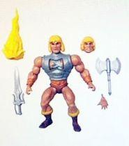 Les Maitres de l\'Univers Origins - Battle Armor He-Man (Musclor l\'Invincible)