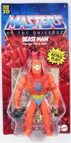 Les Maitres de l\'Univers Origins - Beast Man / Le Monstre (Version USA)