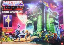 Les Maitres de l\'Univers Origins - Castle Grayskull / Le Château des Ombres
