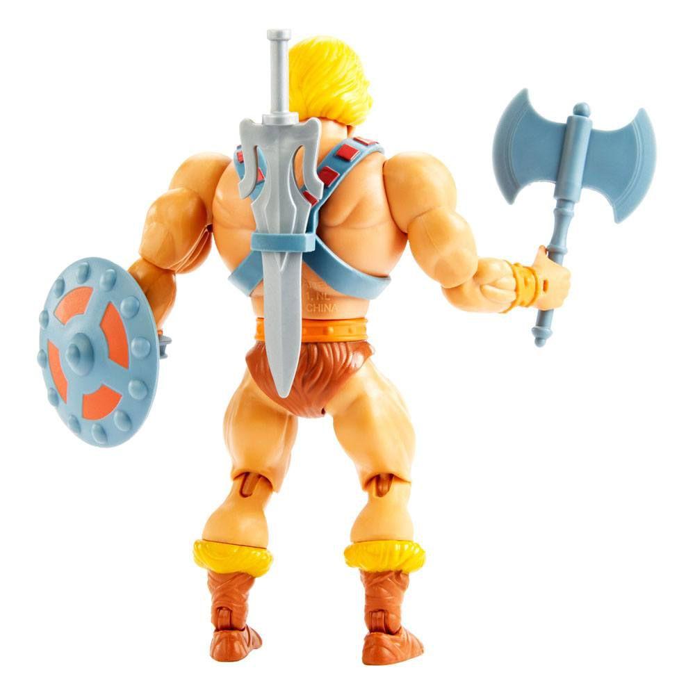 """Les Maitres de l\'Univers Origins - He-Man \""""Classic\"""""""