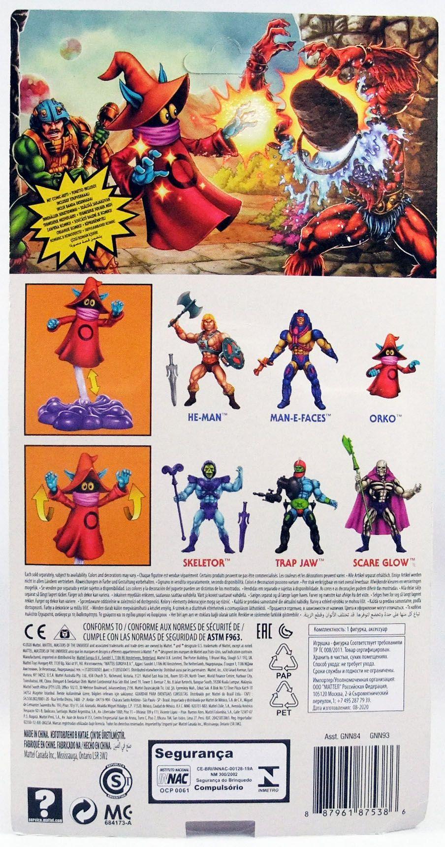 Les Maitres de l\'Univers Origins - Orko