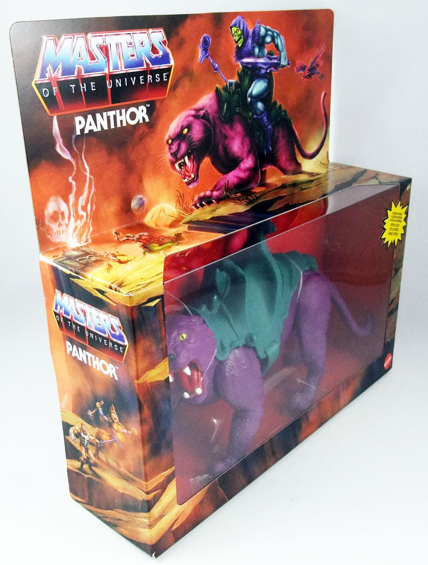 Les Maitres de l\'Univers Origins - Panthor