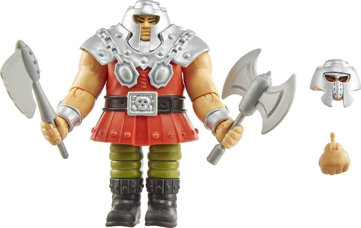 Les Maitres de l\'Univers Origins - Ram Man / Bélios