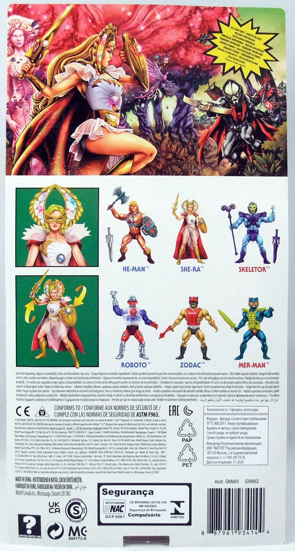 Les Maitres de l\'Univers Origins - She-Ra