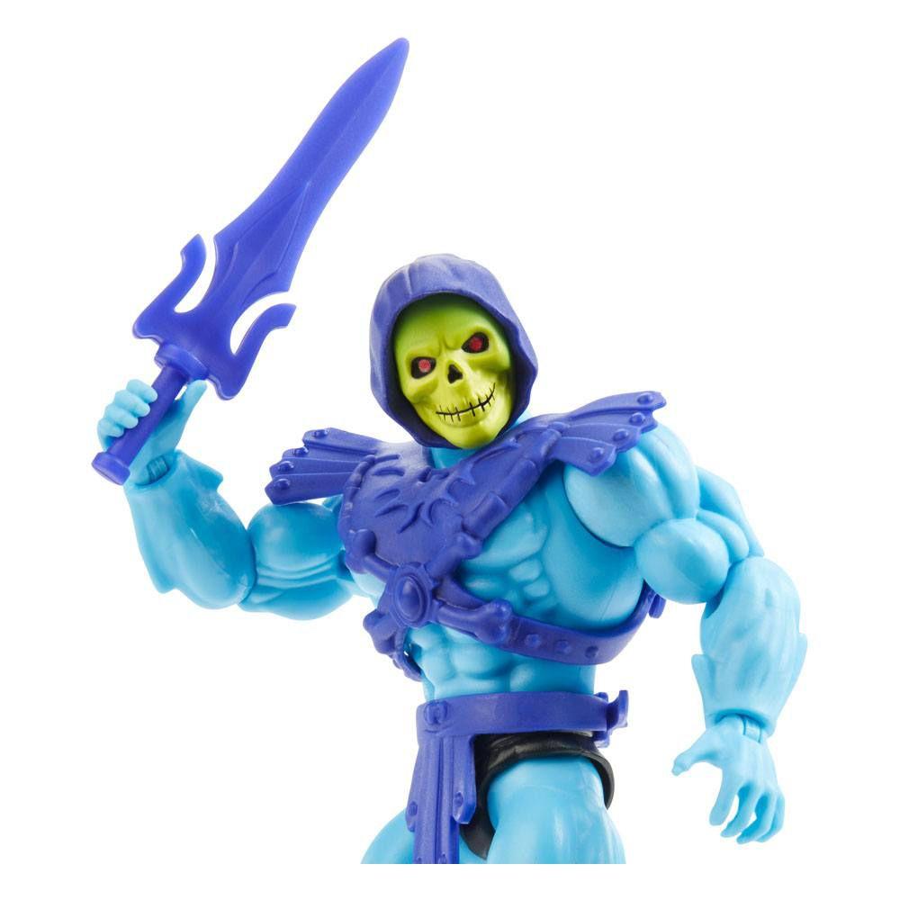 "Les Maitres de l\'Univers Origins - Skeletor \""The Original\"""