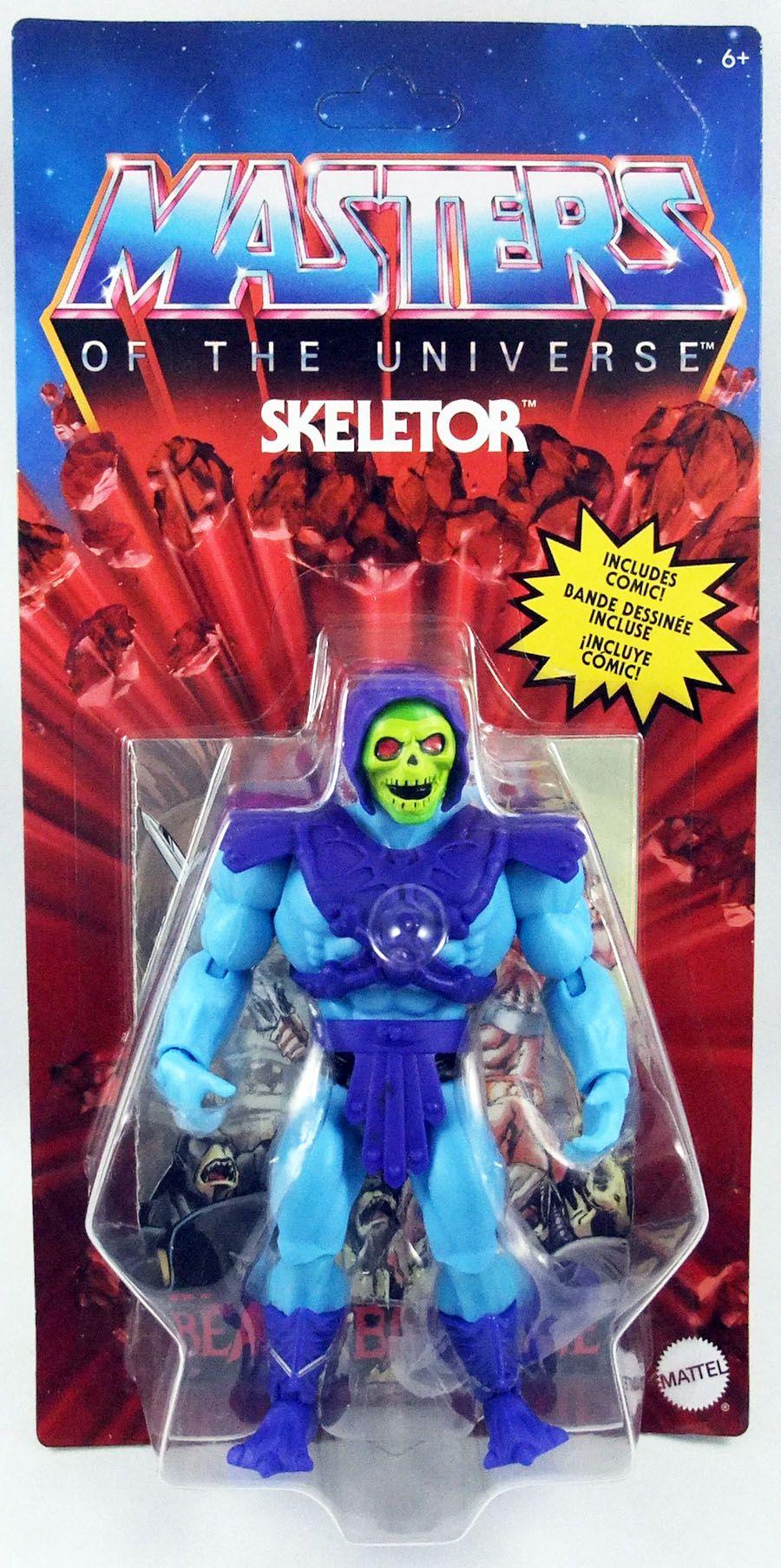 Les Maitres de l\'Univers Origins - Skeletor