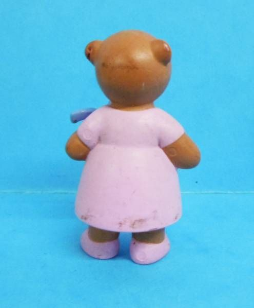 Les mondes de Petit Ours Brun - Figurine PVC Bayard Presse - Petite Oursonne