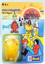 Les Mondes Engloutis - Figurine PVC - Bic Bac