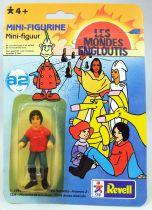 Les Mondes Engloutis - Figurine PVC - Bob