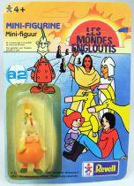 Les Mondes Engloutis - Figurine PVC - Mass Média