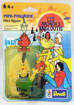 Les Mondes Engloutis - Figurine PVC - Maxagaze