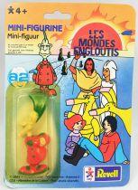 Les Mondes Engloutis - Figurine PVC - Seskapil